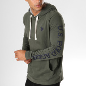 /achat-sweats-capuche/us-polo-assn-sweat-capuche-logo-fleece-vert-kaki-155939.html