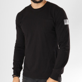 /achat-t-shirts-manches-longues/alpha-industries-tee-shirt-manches-longues-patch-brode-nasa-noir-156112.html