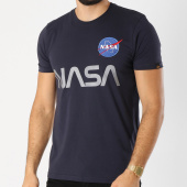 /achat-t-shirts/alpha-industries-tee-shirt-nasa-reflective-bleu-marine-156113.html