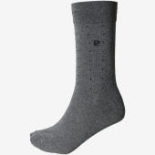 /achat-chaussettes/classic-series-paire-de-chaussettes-pois-gris-chine-noir-156095.html