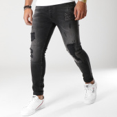 /achat-jeans/grj-denim-jean-skinny-13255-noir-156174.html