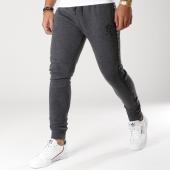 /achat-pantalons-joggings/gym-king-pantalon-jogging-avec-bandes-bottoms-taped-gris-anthracite-chine-156121.html