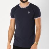 /achat-t-shirts-longs-oversize/gym-king-tee-shirt-signature-bleu-marine-156152.html