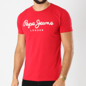 /achat-t-shirts/pepe-jeans-tee-shirt-original-stretch-rouge-156071.html