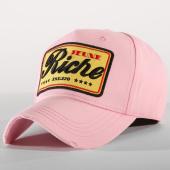 /achat-casquettes-de-baseball/jeune-riche-casquette-riche-rose-156262.html