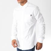 /achat-chemises-manches-longues/versace-jeans-chemise-manches-longues-b1gsb6s1-blanc-156243.html
