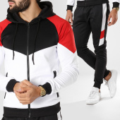 /achat-ensembles-survetement/zayne-paris-ensemble-de-survetement-tx-169-noir-blanc-rouge-156221.html