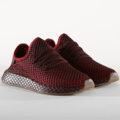 /achat-baskets-basses/adidas-baskets-deerupt-runner-b41773-collegiate-burgundy-ash-green-156427.html