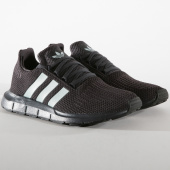 /achat-baskets-basses/adidas-baskets-swift-run-d96644-night-grey-ash-green-core-black-156443.html