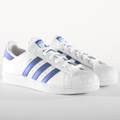 /achat-baskets-basses/adidas-baskets-superstar-d98000-footwear-white-gold-metallic-156458.html