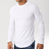 /achat-t-shirts-manches-longues/lbo-tee-shirt-manches-longues-oversize-483-blanc-156354.html
