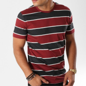 /achat-t-shirts/selected-tee-shirt-jacob-bordeaux-noir-156452.html