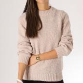 https://www.laboutiqueofficielle.com/achat-pulls/pull-femme-mula-lurex-rose-argente-156430.html