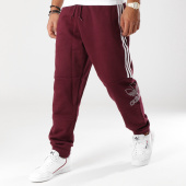 /achat-pantalons-joggings/adidas-pantalon-jogging-outline-dh7073-bordeaux-blanc-156489.html
