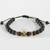 /achat-bracelets/california-jewels-bracelet-b925-noir-dore-156587.html