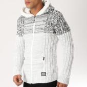 /achat-cardigans-gilets/classic-series-gilet-zippe-avec-capuche-5859-blanc-gris-clair-chine-156492.html