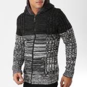 /achat-cardigans-gilets/classic-series-gilet-zippe-avec-capuche-5859-noir-chine-156497.html
