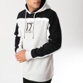 /achat-sweats-capuche/distinct-sweat-capuche-bicolore-gris-chine-noir-156553.html