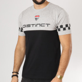/achat-t-shirts/distinct-tee-shirt-racing-noir-gris-chine-156558.html