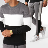 /achat-ensembles-survetement/frilivin-ensemble-de-survetement-3898-gris-anthracite-chine-blanc-noir-156650.html