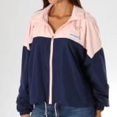 /achat-coupe-vent/calvin-klein-coupe-vent-femme-zip-up-8848-bleu-marine-rose-156831.html