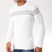 /achat-pulls/classic-series-pull-235-blanc-gris-chine-156729.html