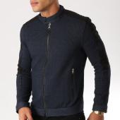 /achat-vestes/classic-series-veste-zippee-m003-bleu-marine-156737.html