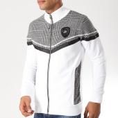 /achat-vestes/classic-series-veste-zippee-1125-blanc-gris-chine-156758.html