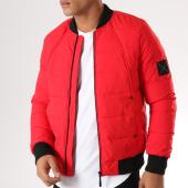 /achat-vestes/classic-series-veste-zippee-mz8029-rouge-156760.html