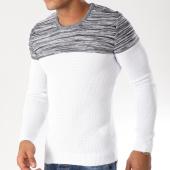 /achat-pulls/classic-series-pull-3258-blanc-noir-chine-156765.html