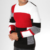 /achat-pulls/classic-series-pull-ad030-blanc-rouge-noir-156769.html