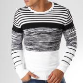 /achat-pulls/classic-series-pull-ad010-blanc-noir-chine-156791.html