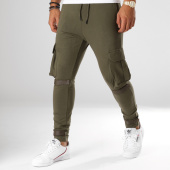 /achat-pantalons-joggings/classic-series-pantalon-jogging-ad2040-vert-kaki-156796.html