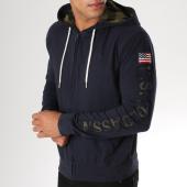 /achat-sweats-zippes-capuche/us-polo-assn-sweat-zippe-capuche-logo-bleu-marine-vert-kaki-156712.html