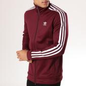 /achat-vestes/adidas-veste-zippee-bandes-brodees-beckenbauer-dh5830-bordeaux-156882.html