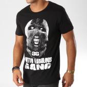 /achat-t-shirts/ghetto-fabulous-gang-tee-shirt-cagoule-noir-156947.html