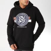 /achat-sweats-capuche/ghetto-fabulous-gang-sweat-capuche-ecusson-noir-156964.html