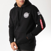 /achat-sweats-capuche/alpha-industries-sweat-crewneck-avec-poche-bomber-nasa-space-shuttle-noir-157082.html