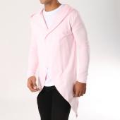 /achat-cardigans-gilets/frilivin-gilet-capuche-7044-rose-157062.html
