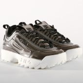 /achat-baskets-basses/fila-baskets-femme-disruptor-mm-low-1010441-04x-gun-metal-157209.html