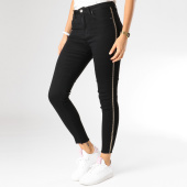 https://www.laboutiqueofficielle.com/achat-jeans/jean-skinny-femme-avec-bandes-g2045-noir-157259.html