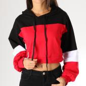 /achat-sweats-capuche/girls-only-sweat-capuche-crop-femme-18191-noir-rouge-blanc-157338.html