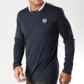 /achat-t-shirts-manches-longues/sergio-tacchini-tee-shirt-manches-longues-de-sport-club-tech-37245-bleu-marine-157286.html