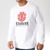 /achat-t-shirts-manches-longues/element-tee-shirt-manches-longues-vertical-blanc-157471.html