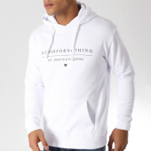 /achat-sweats-capuche/good-for-nothing-sweat-capuche-worldwide-blanc-157381.html