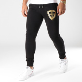 /achat-pantalons-joggings/93-empire-pantalon-jogging-93-empire-noir-dore-157791.html