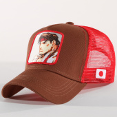 /achat-trucker/street-fighter-casquette-trucker-ryu-marron-rouge-157676.html