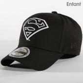 /achat-casquettes-de-baseball/new-era-casquette-enfant-superman-11794786-noir-157733.html