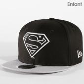 /achat-snapbacks/new-era-casquette-snapback-enfant-superman-11794789-noir-gris-157735.html