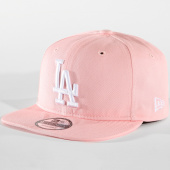 /achat-snapbacks/new-era-casquette-pliable-essential-packable-los-angeles-dodgers-11794794-rose-157737.html